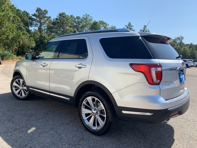 Certified Pre-Owned 2019 Ford Explorer Limited