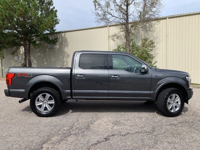 Certified Pre-Owned 2018 Ford F-150 Platinum
