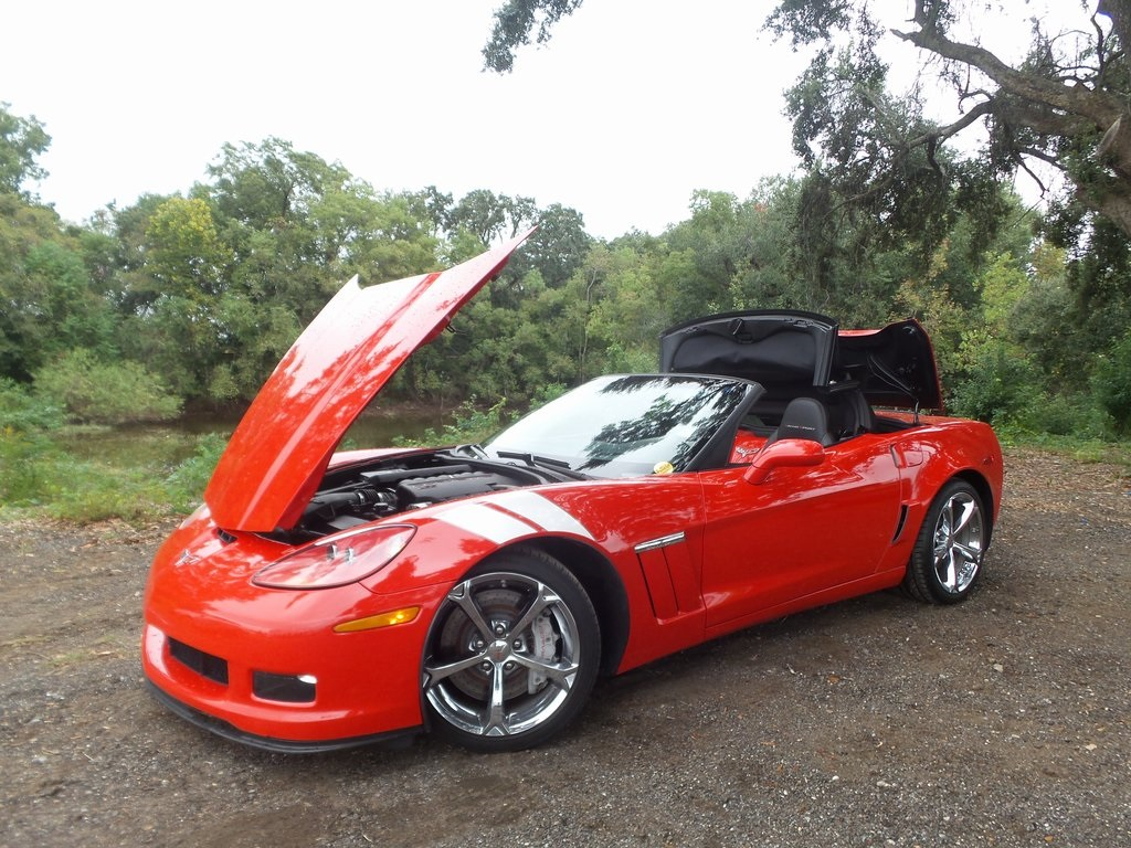 Pre-Owned 2010 Chevrolet Corvette Grand Sport