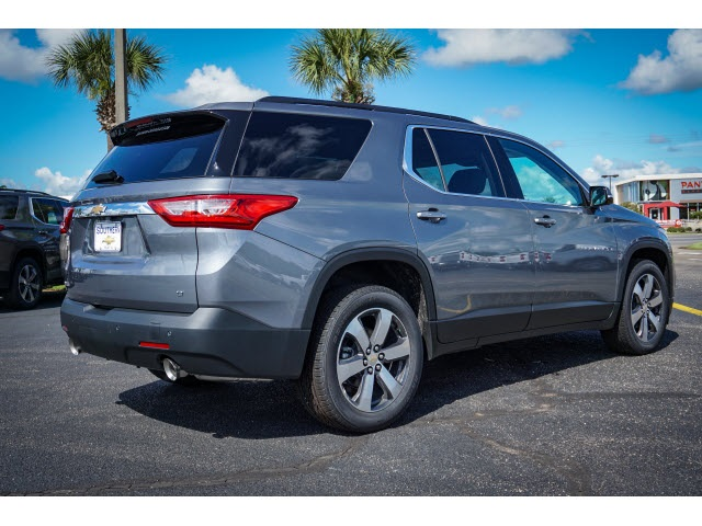 New 2020 Chevrolet Traverse LT Leather