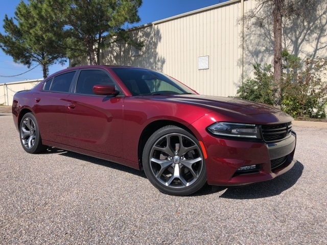 Pre Owned 2017 Dodge Charger Sxt 4d Sedan In Pensacola U3168