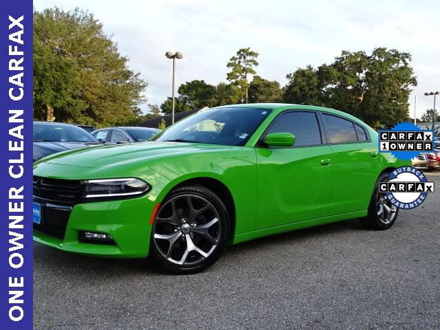 Pre Owned 2017 Dodge Charger Sxt 4d Sedan In Pensacola U3165