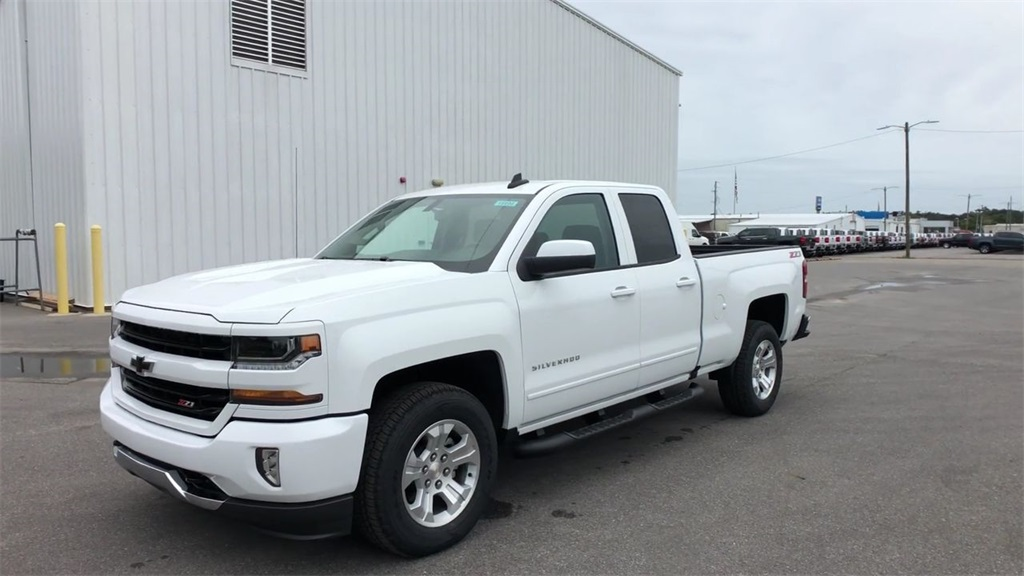 Sandy Sansing Chevrolet >> New 2019 Chevrolet Silverado 1500 LD LT Double Cab in ...