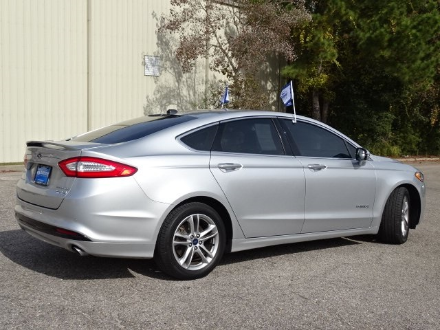 Certified Pre-Owned 2016 Ford Fusion Hybrid Titanium
