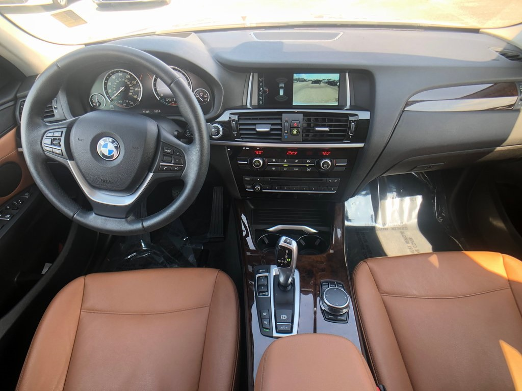 Pre-Owned 2017 BMW X3 sDrive28i