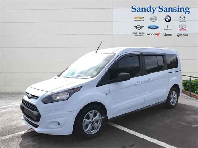 167fbc5d78 Pre-Owned 2014 Ford Transit Connect XLT 4D Wagon in Pensacola ...