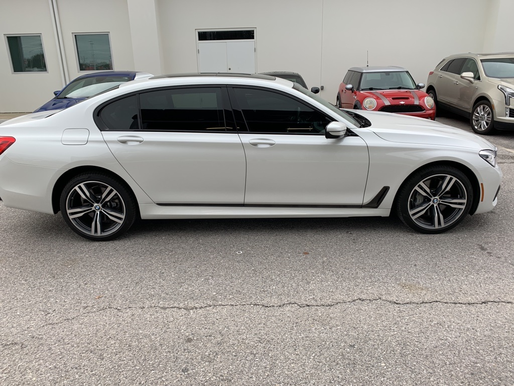 Certified Pre-Owned 2019 BMW 7 Series 750i