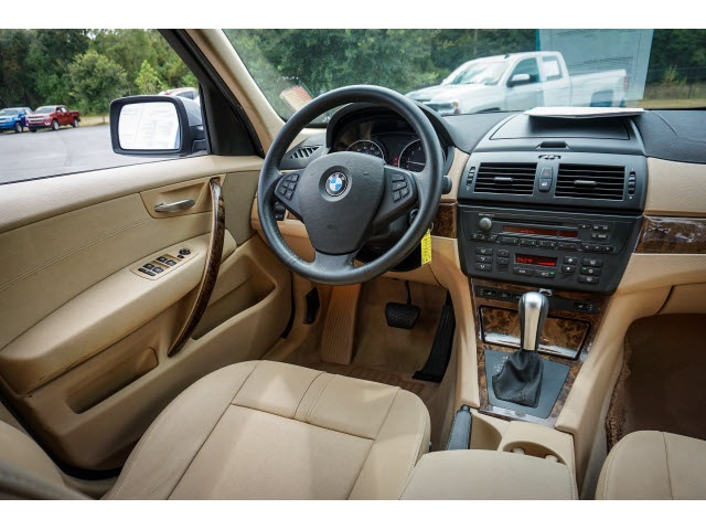 Pre-Owned 2008 BMW X3 3.0si