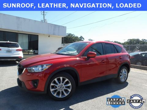 Pre-Owned 2015 Mazda CX-5 Grand Touring